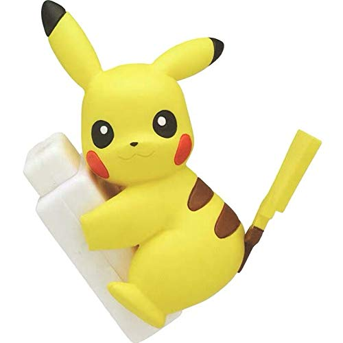Cute Anime Bite Cable Protector - 6 PCS(Pikachu,Eevee,Squirtle,Bulbasaur,Charmander,Gengar) Charger Pet,Cable Buddy(Compatible with iPhone Cords Only),Gift for Friends and Children