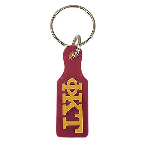 Phi Key Ring (Phi Kappa Tau Mini Paddle Keychain)
