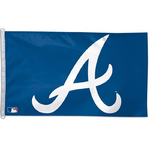 MLB Atlanta Braves Flag (3-by-5 foot)