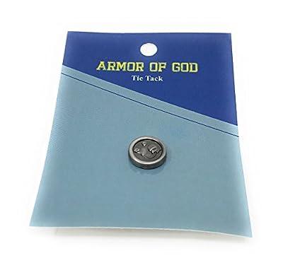 Armor of God Tie Tack | Scripture Tie Pin