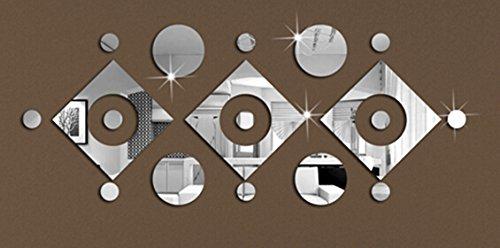 Peintures outils et traitement des murs bricolage for Papier autocollant miroir