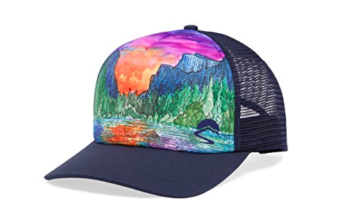 Sunday Afternoons Unisex Artist Series Trucker Cap, Range of Light Trucker, One Size