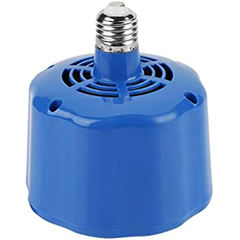 Wal front 100-300W Safe Chicken Coop Pet Heater Livestock Heat Lamp Tool 220V