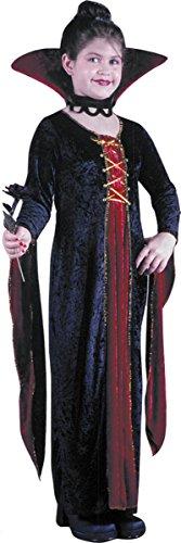 WMU 5 (Victorian Vamp Velvet Child Costumes)