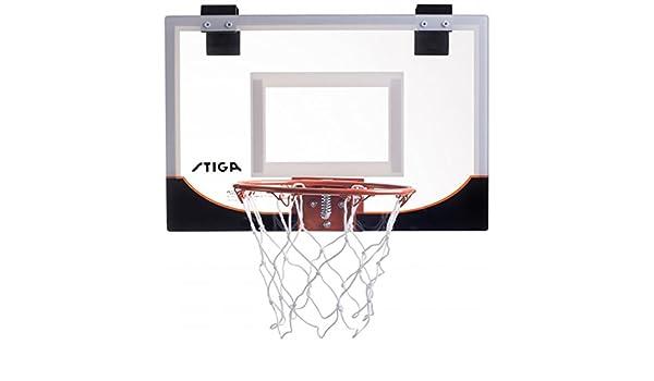 STIGA Mini aro baloncesto 18: Amazon.es: Deportes y aire libre