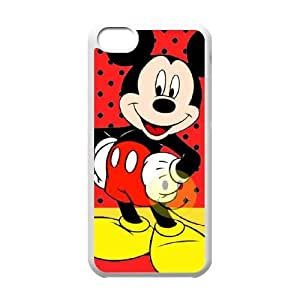 Minnie Mouse For iPhone 5C Case Cell phone Case Vcui Plastic Durable Cover
