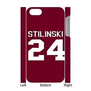 iphone 4 4S 3D Custom Cell Phone Case Teen Wolf Stiles Stilinski Case Cover WWFG36486