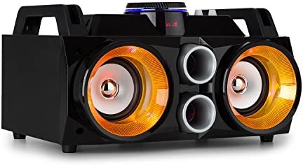 Altavoz Sono Altavoz portátil 100 W Bluetooth USB/MP3/SD Recargable