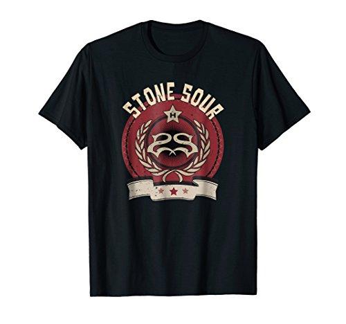 Stone Announces American 2018 Tour Sour Black (Stone Sour T-shirts)