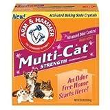 Arm & Hammer Cat Litter Multi-Cat Strength Clumping Litter, 12.7 kg