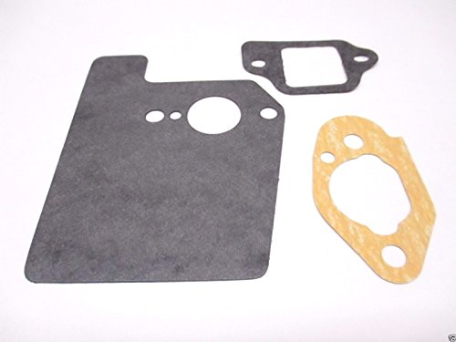 Insulator Carburetor Honda Gasket (Honda Carburetor Gasket Set 16212-ZL8-000 16228-ZL8-000 19651-Z0L-000 Kit 4)