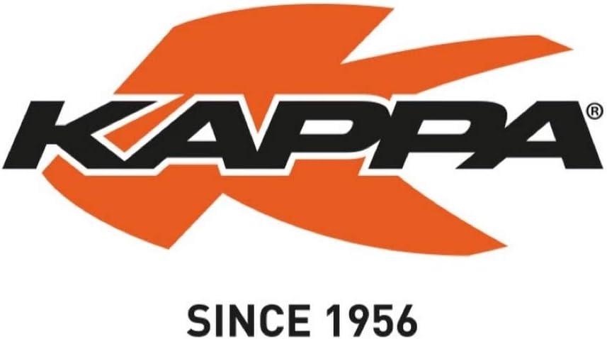 KAPPA RESPALDO CON PORTAEQUIPAJES COMPATIBLE CON HONDA CMX 500 REBEL 2017 17 2018 18 2019 19