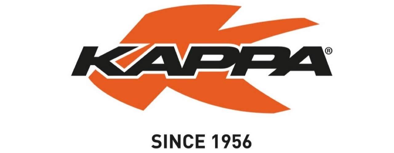FLANGE ROYAL ENFIELD HIMALAYAN 2018 18 KAPPA TANK BAG RA320IGBK 4,5 LT TANKLOCK