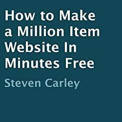 How to Make a Million Item Website in Minutes Free