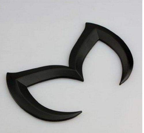 SuPoo Mazda Black Sporty Emblem product image