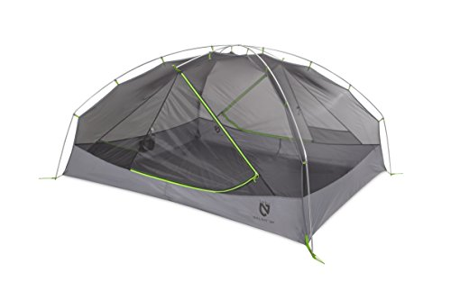 Nemo Galaxi 3P Backpacking Tent & Footprint (Birch Leaf Green)
