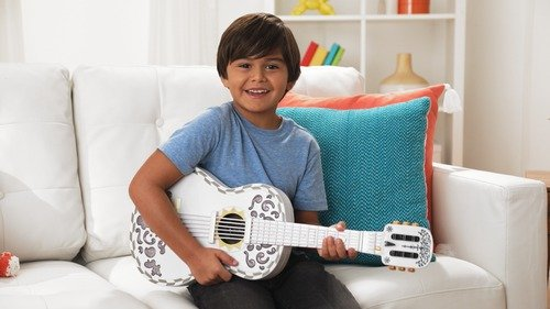 Coco Interactive Guitar by Mattel by Disney (Image #4)