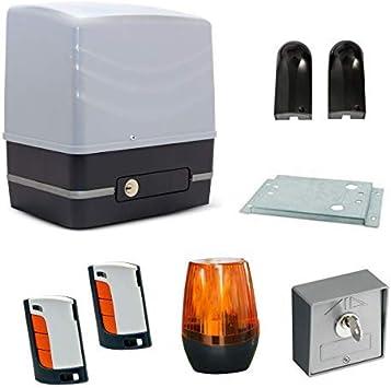 Automatismo Puerta Corredera Puerta Corrediza Accionamiento Portón 600kg Simply Vds 230v: Amazon.es: Bricolaje y herramientas