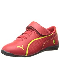Puma Boys Drift Cat 6 Toddler Signature Athletic Shoes Red 5 Medium (D)