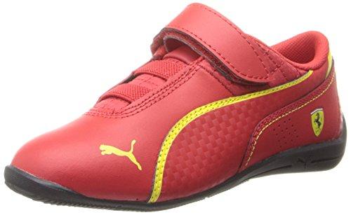 yellow ferrari shoes - 5