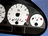 1996-2004 BMW E39 E38 E53 5 series White Face