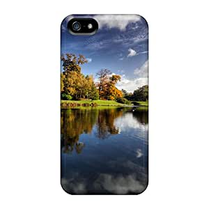 New Iphone 5/5s Cases Covers Casing(leeds Castle Grounds)