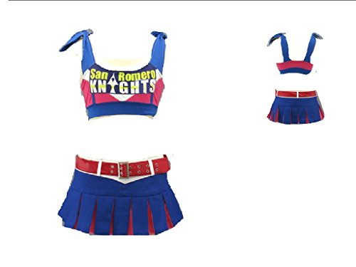 Lolli (Lollipop Chainsaw Cosplay Costume)