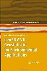 Geoenv VII Geostatistics for Environmental Applications (Quantitative Geology and Geostatistics)