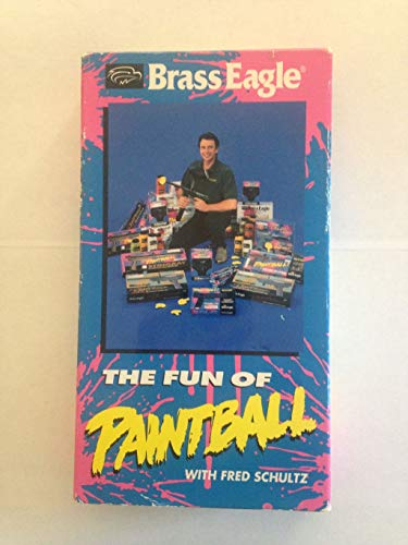 - The Fun of Paintball with Fred Schultz