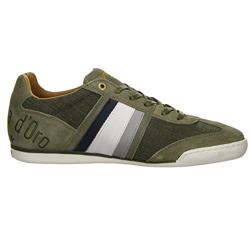 Ginnastica Pantofola Verde 52a d'Oro10181067 Basse Uomo Scarpe da xIqATC