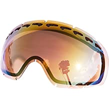 Zero Replacement Lenses For Oakley Crowbar Snow Goggle Pink Mirror by Zero
