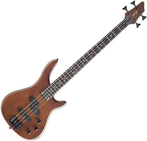Stagg bc300lh BK guitarra bajo el/éctrico