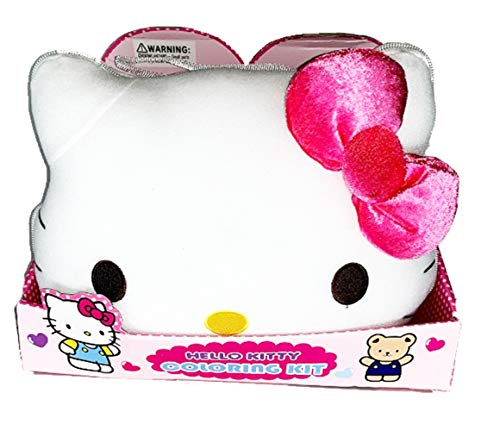 New Hello Kitty Coloring Kit