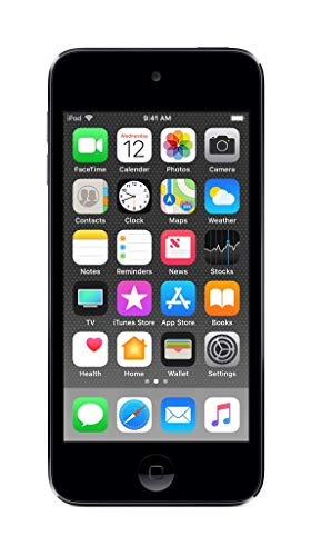Apple iPod touch (32GB) - Space Gray (Apple Ipod Touch 5th Gen 32gb Space Grey)