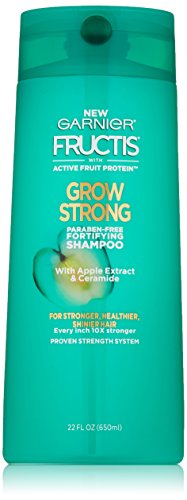 Garnier Hair Care Fructis Grow Strong Shampoo, 22 Fluid Ounce