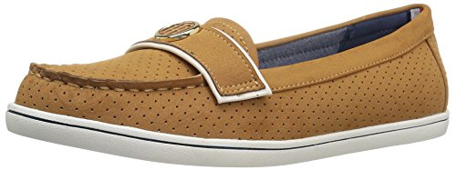 Loafer Women's Tan Style Tommy Hilfiger Beatrix Driving xOXTSUq