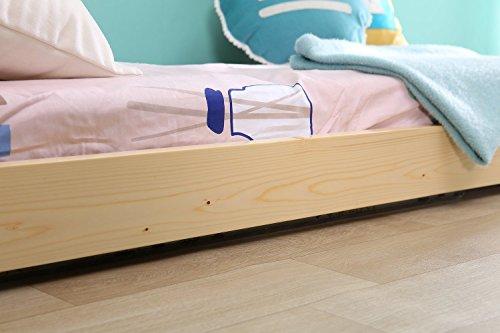 Sliverylake House Bed Frame Children Toddler Bed Bedroom Furiture 6