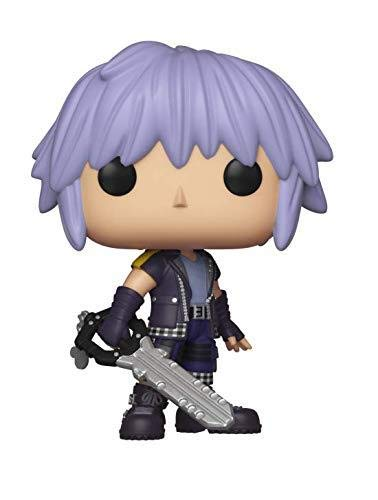 Pop! Vinyl Kingdom Hearts 3 Riku