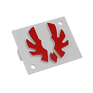 BitFenix BFC-SNB-150-RLOG-SP Midi Torre Logotipo Parte Carcasa de Ordenador - Componente (Midi Torre, Logotipo, Rojo, Shinobi)