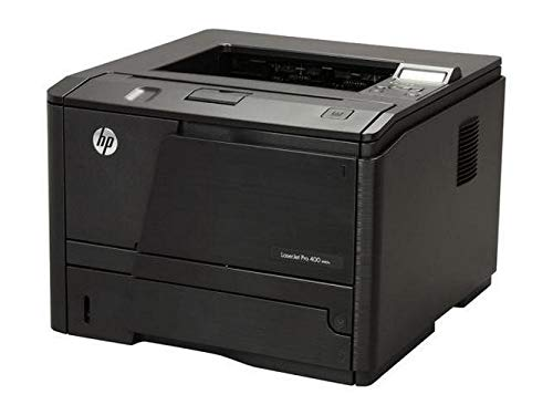 HP LaserJet Pro 400 M401n Monochrome Printer (CZ195A) (Renewed) by HP (Image #1)