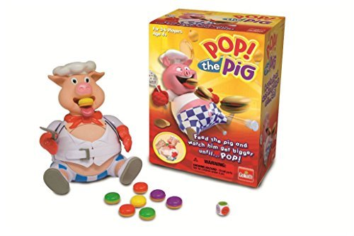 Pop the Pig Kids Game, Family Fun, Children Party, New by Unbranded