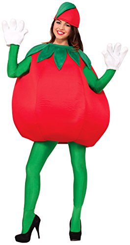 Forum Novelties Tomato Costume, Red, Standard ()