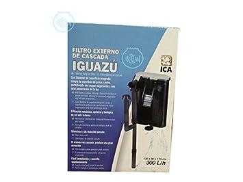 Filtro Mochila / Cascada Iguazu 300L/H: Amazon.es: Productos para mascotas