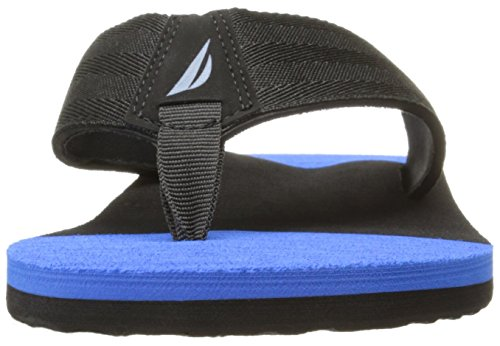 Flop Men's Nautica Skies Flip Brookbury Clear Black v6qqA8nx