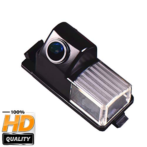 Reversing Camera Integrated in Number Plate Light License Rear View Backup Camera Waterproof Night Vision for Nissan R35 GTR 250GT Fairlady 350Z 370Z Cube Livina Geniss Tiida