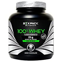Six Pack Nutrition 100% Whey Protein - 2 kg
