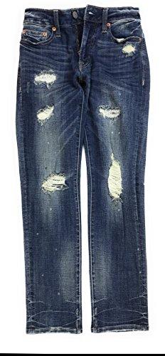 American Eagle Men's 360 Extreme Flex Slim Straight Jean 4212 (28x32)