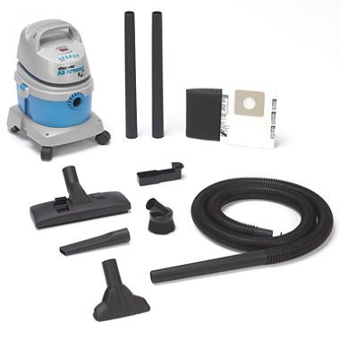 Shop-Vac AllAround EZ Wet Dry Utility Vac – 2 Peak HP – 1.5 Gal