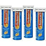 4 x Redoxon®-B Vitamin B Complex plus Vitamin C, Orange, 10 Tabs (4)