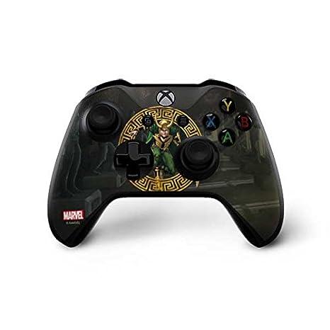 Amazon com: Skinit Loki Ready for Battle Xbox One X Controller Skin